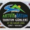 Artvin Batum Tanıtım Günlerinde Türkü Kız Solmaz Akgül Rüzgârı Esecek