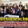 Öğrencilere Kitap Ayracı Dağıtıldı