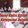 Şavşat Belediyesi Ülkü Ulusoy Kadın Eğitim Yaşam Merkezi Kursiyerleri Belgelerini Aldı