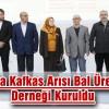 Şavşat'ta Kafkas Arısı Bal Üreticileri Derneği Kuruldu