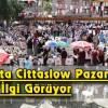 Şavşat'ta Cittaslow Pazarı Büyük İlgi Görüyor