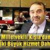 AK Parti Milletvekili Kışla'dan Artvin'e İki Büyük Hizmet Daha