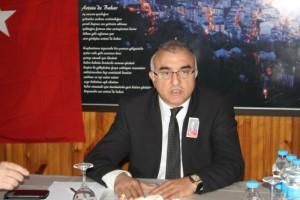CHP Artvin İl Başkanı, Öğretmenler Günü'nü Kutladı