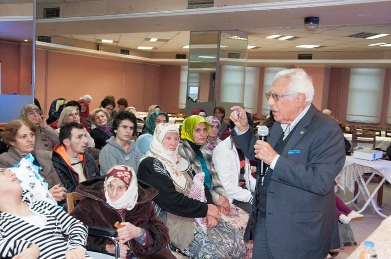 Prof. Dr Coşkun Özdemir'den Kas Hastalıkları Konulu Seminer