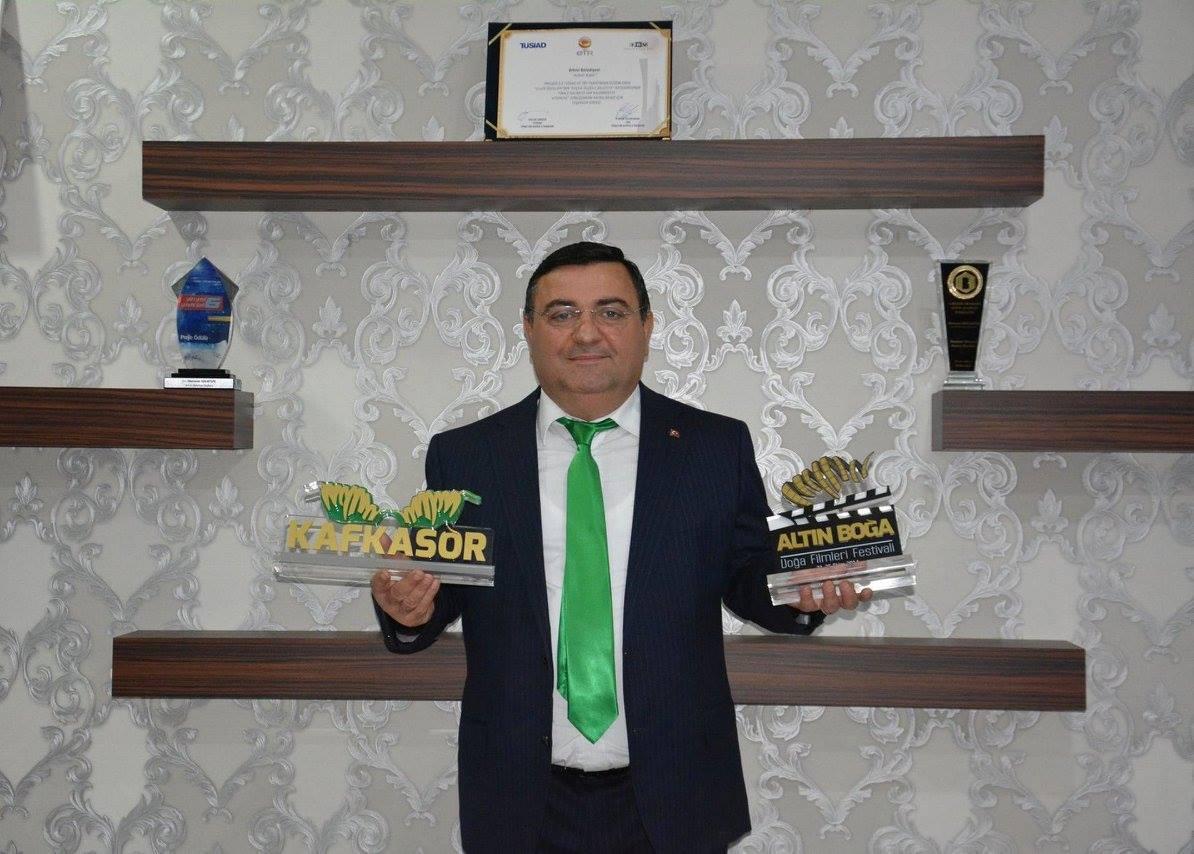 Artvin Belediyesi'ne Bir Yılda 4 Büyük Ödül