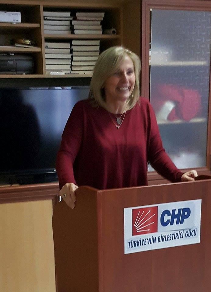 CHP Kadın Kolları İl Başkanlığı Seçimi 27 Aralık'ta Yapılacak