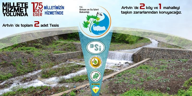 Orman Ve Su İşleri Bakanlığı'ndan 2,9 Milyar TL'lik Dev Yatırım