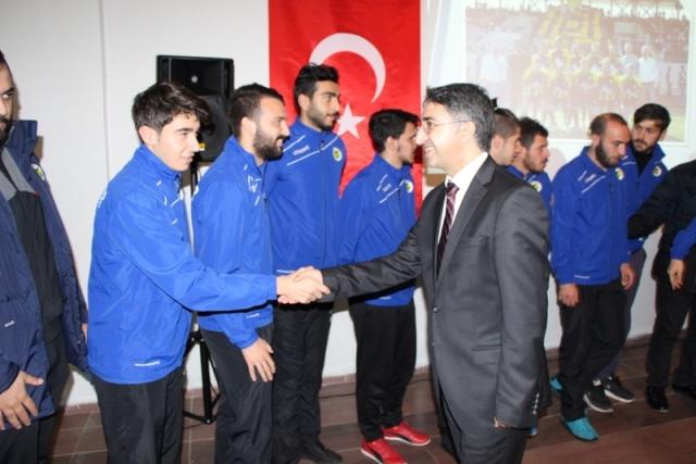 2015 Yılı Yılın Sporcuları Ödül Töreni Yapıldı