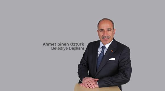 Belediye Başkanı Ahmet Sinan ÖZTÜRK Darbe Girişimi İle İlgili Bir Mesaj  Yayımladı