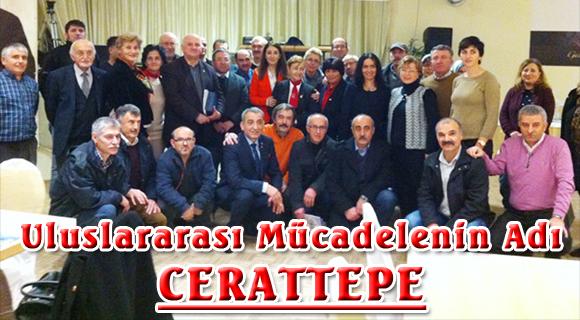 Uluslararası Mücadelenin Adı CERATTEPE
